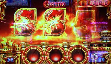ミリオンゴッド 神々の凱旋 G-STOP S揃いテンパイ