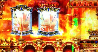 ミリオンゴッド 神々の凱旋 鏡テンパイ