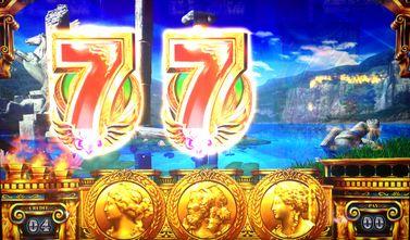 ミリオンゴッド 神々の凱旋 7テンパイ