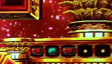 ミリオンゴッド 神々の凱旋 SGG 赤7 2個