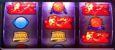 ドラゴンギャル 双龍の闘い 赤7揃い