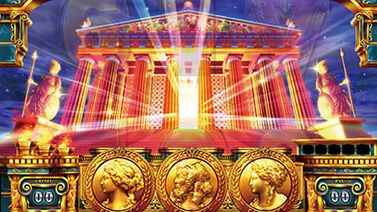 ミリオンゴッド 神々の凱旋 パルテノン神殿