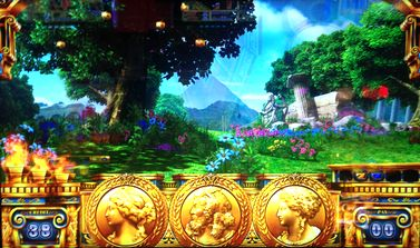 ミリオンゴッド 神々の凱旋 ヘスペリデスの園