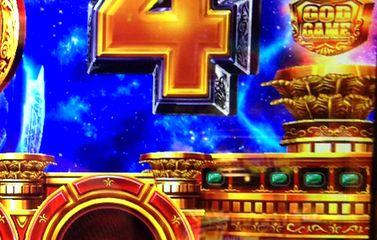 ミリオンゴッド 神々の凱旋 SGG 枠内宝石4個