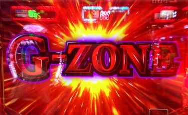 CRミリオンゴッドライジング G-ZONE