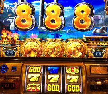 ミリオンゴッド 神々の凱旋 中段黄7