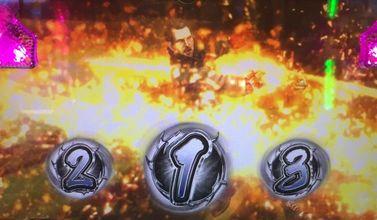 鬼武者3 時空天翔 幻魔討伐ミッション ジャックvsマーセラス 復活勝利