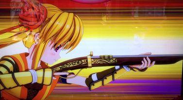 戦国乙女2 深淵に輝く気高き将星 織田ノブナガ 豊臣ヒデヨシ 射的演出