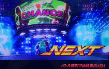 鉄拳3rd エンジェルver 鉄拳チャレンジ TAGバトル チャンス