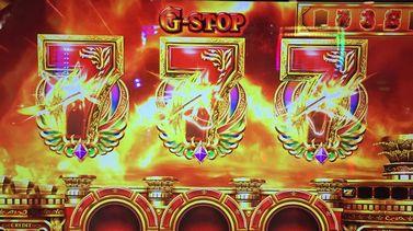 ミリオンゴッド 神々の凱旋 G-STOP 鏡テンパイ 7揃い