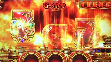 ミリオンゴッド 神々の凱旋 G-STOP 第一停止7