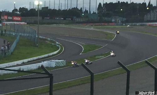 鈴鹿8耐 公開テスト ナイトセッション