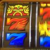 ミリオンゴッド 神々の凱旋 左リール中段赤7