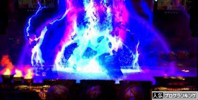 ミリオンゴッド 神々の凱旋 神の雷
