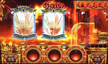 ミリオンゴッド 神々の凱旋 G-STOP 鏡テンパイ