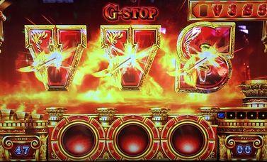 ミリオンゴッド 神々の凱旋 G-STOP