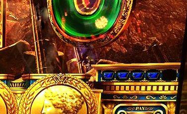 ミリオンゴッド 神々の凱旋 リプ4連 青7の4連