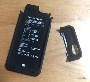 バッテリー内蔵ケース 【 Apple認証 (Made For iPhone取得)】 RAVPower iPhone 6s 充電器 3000mAh
