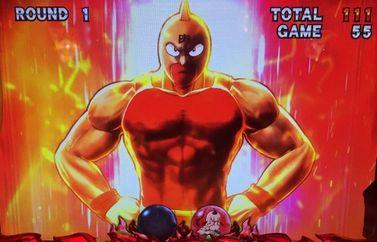 キン肉マン 夢の超人タッグ編 炎ステージ