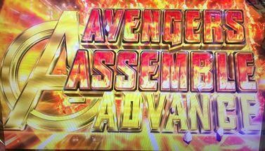 アベンジャーズ AAA アベンジャーズアッセンブルアドバンス