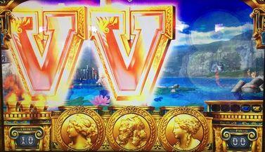 ミリオンゴッド 神々の凱旋 巨大化Vテンパイ