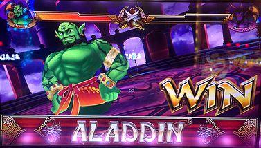 アラジンA2 魔神対決