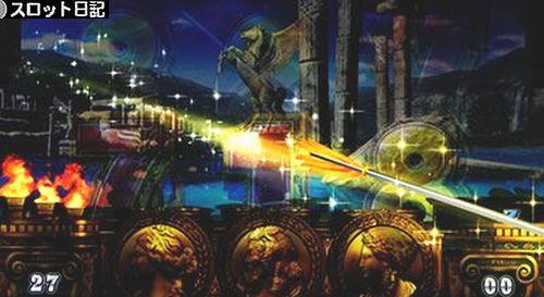 ミリオンゴッド 神々の凱旋 アルテミスの矢