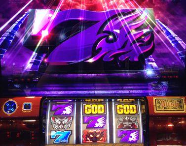 アナザーゴッド ハーデス 降臨 紫7