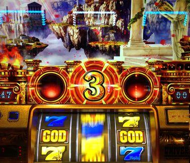 ミリオンゴッド 神々の凱旋 黄7 二確