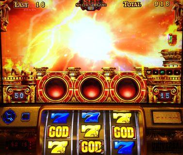 ミリオンゴッド 神々の凱旋 SGG-EX