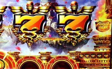 ミリオンゴッド 神々の凱旋 黄7 7連