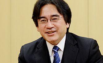 任天堂 岩田聡社長