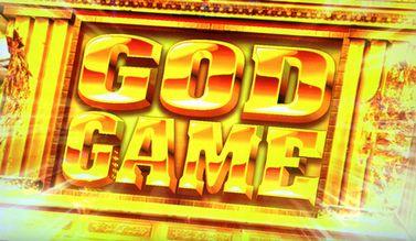 ミリオンゴッド 神々の凱旋 ゴッドゲーム落下