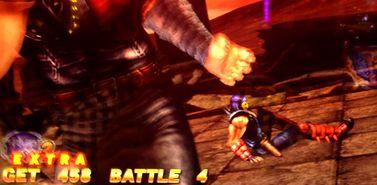 北斗の拳 転生の章 エクストラ ジャギ勝利