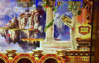 ミリオンゴッド 神々の凱旋 黄7の7連