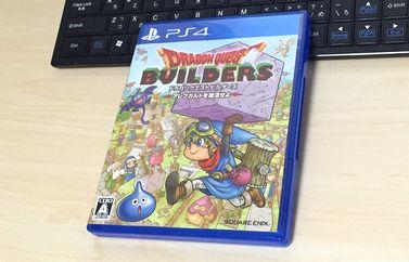 ドラクエビルダーズ PS4 パッケージ