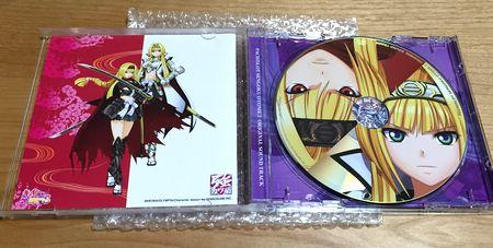 戦国乙女2 深淵に輝く気高き将星 オリジナルサウンドトラック サントラCD