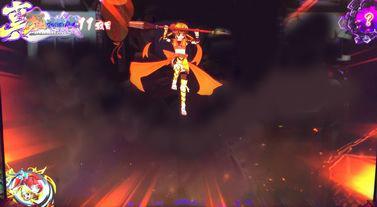 戦国乙女2 深淵に輝く気高き将星 鬼神討伐 攻撃回避