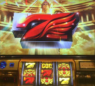 ミリオンゴッド 神々の凱旋 赤7