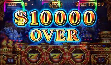 ミリオンゴッド 神々の凱旋 万枚 10000枚オーバー