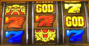 ミリオンゴッド 神々の凱旋 強チャンス目