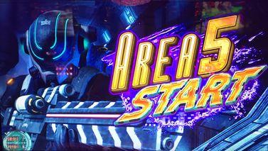 ロストプラネット2 ゲットレディ AREA5 紫