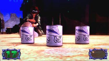 北斗の拳 強敵 サバ缶