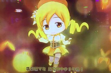 魔法少女まどか☆マギカ2 巴マミ 金文字