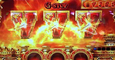 ミリオンゴッド 神々の凱旋 G-STOP V揃い