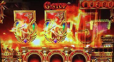 ミリオンゴッド 神々の凱旋 G-STOP7テンパイ