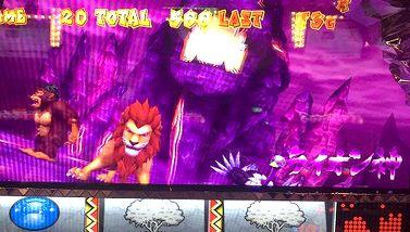 獣王 王者の覚醒 ライオン神ステージ