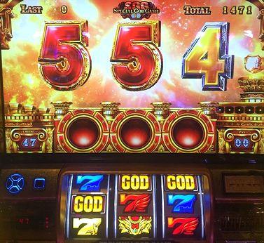 ミリオンゴッド 神々の凱旋 SGG最終ゲーム
