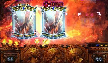 ミリオンゴッド 神々の凱旋 G-ZONE 鏡テンパイ