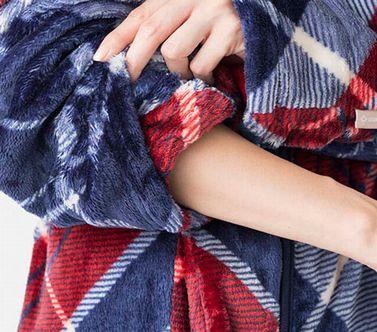 着る毛布 GROONY